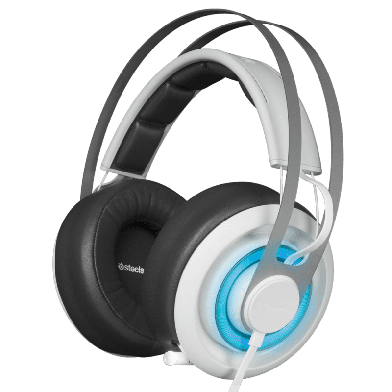 SteelSeries Siberia Elite Prism White - фото 3
