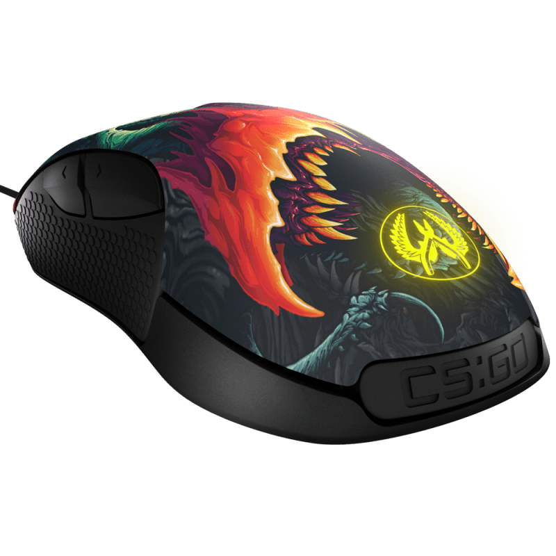 SteelSeries Rival 300 CS:GO Hyper Beast Edition - фото 6