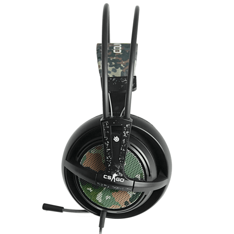 SteelSeries Siberia v2 Counter Strike: Global Offensive Edition - фото 2