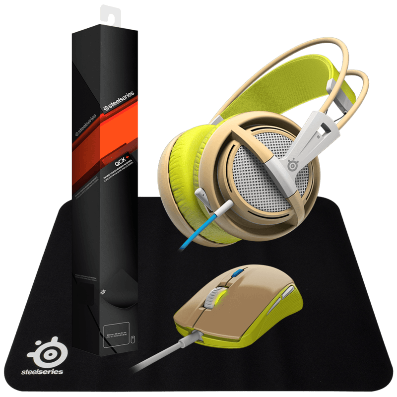 SteelSeries Gaia Green - фото 2