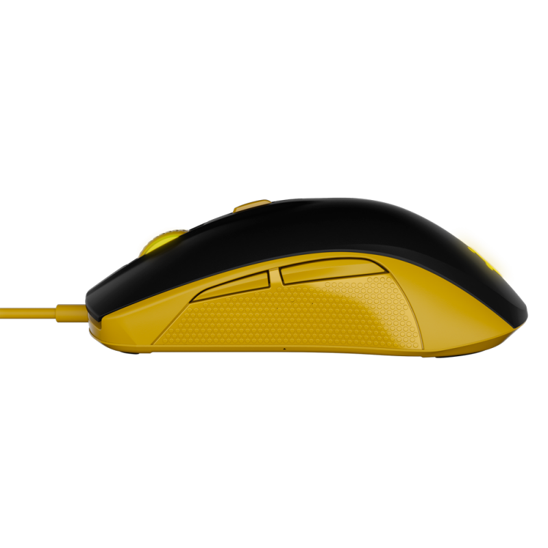 SteelSeries Rival 100 Proton Yellow - фото 4