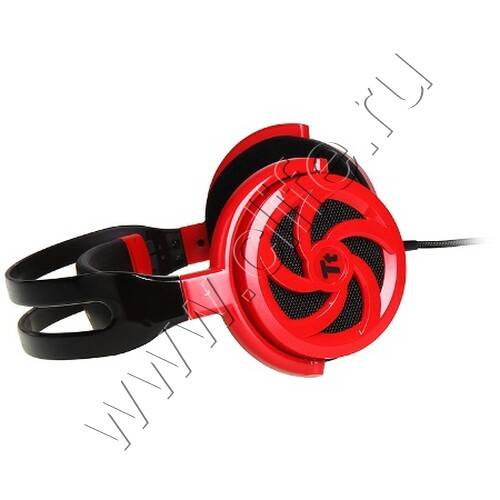 TT eSports Shock Spin Red - фото 2