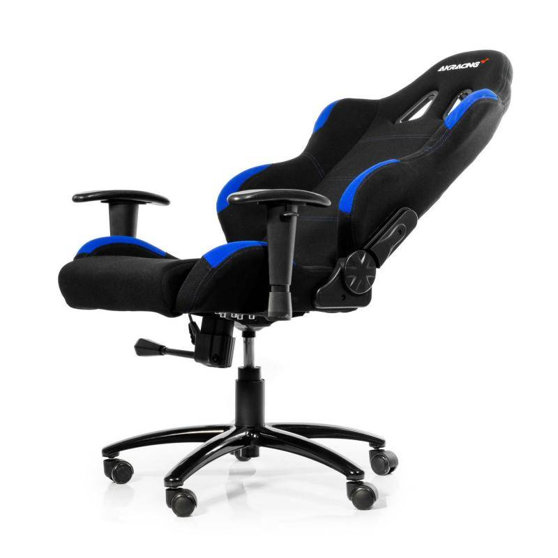 AKRacing Gaming Chair Black Blue - фото 9