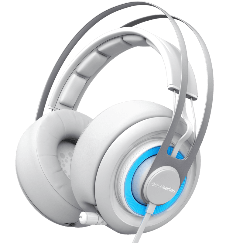 SteelSeries Siberia Elite White - фото 8