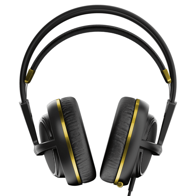 SteelSeries Siberia 200 Alchemy Gold - фото 4