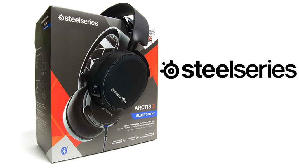 Обзор SteelSeries Arctis 3 Bluetooth