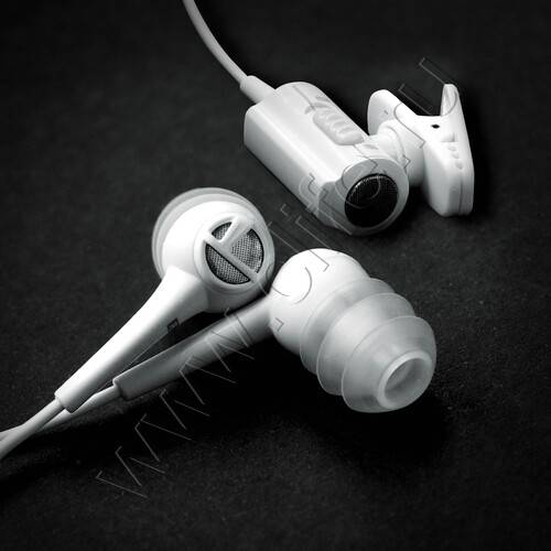 SteelSeries Siberia In-Ear Headset White - фото 2