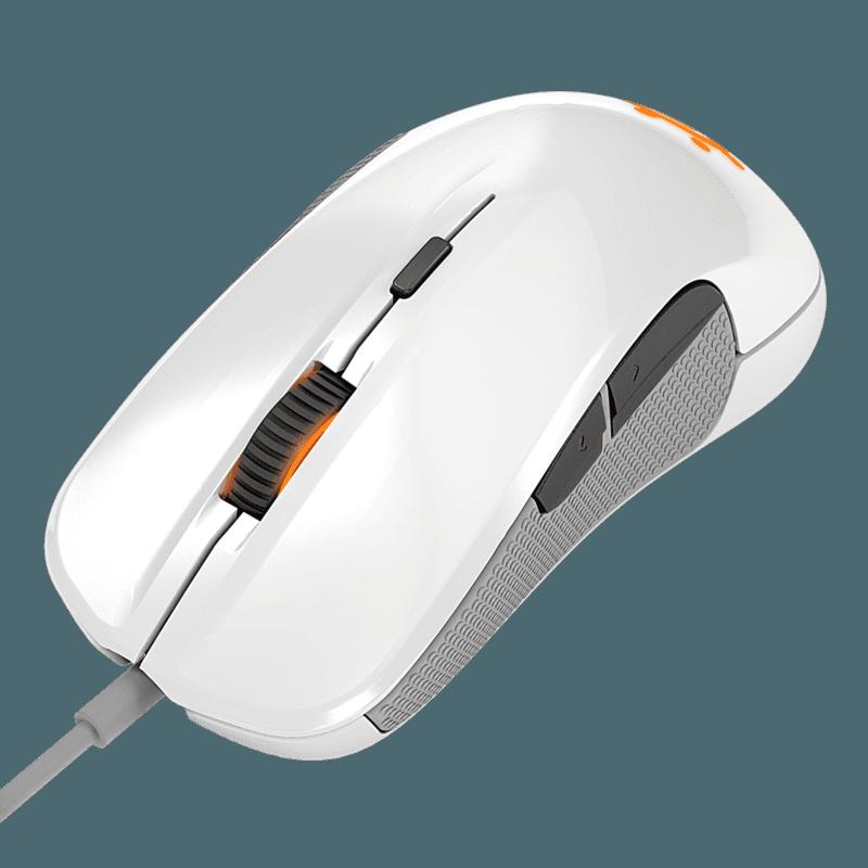 Мышь игровая SteelSeries Rival 300 White