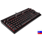Клавиатура Corsair K63 Cherry MX Red