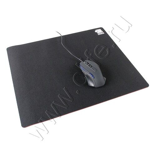 ZOWIE G-RF Big Soft Surface Mousepad black - фото 2