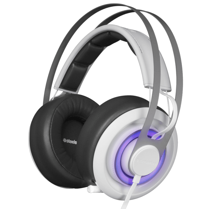 SteelSeries Siberia Elite Prism White - фото 1