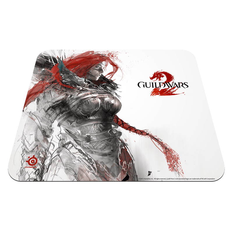 SteelSeries QcK Guild Wars 2 Eir Edition - фото 1