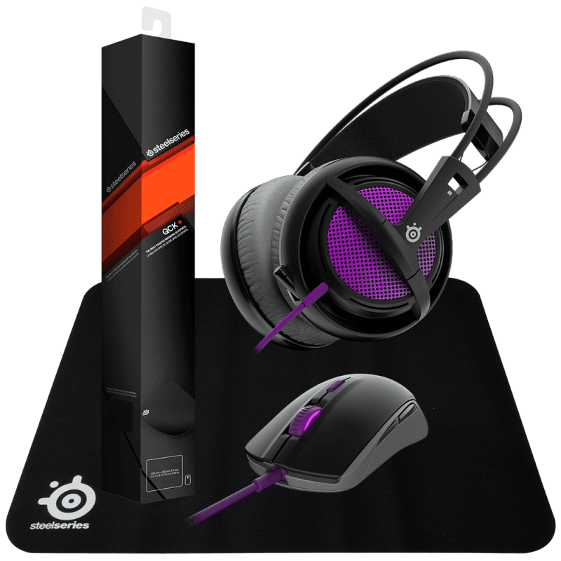 SteelSeries Sakura Purple - фото 1