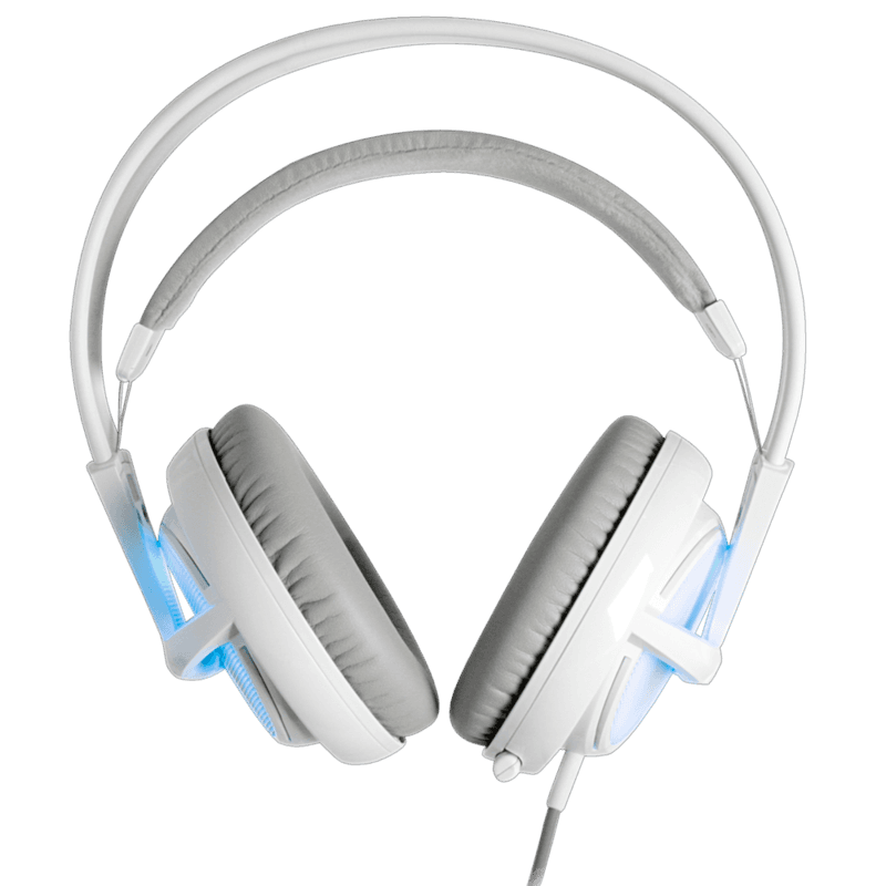 Наушники SteelSeries Siberia v2 Frost Blue - фото 5