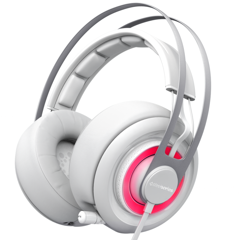 SteelSeries Siberia Elite White - фото 7
