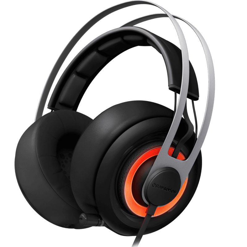 SteelSeries Siberia Elite Black - фото 1