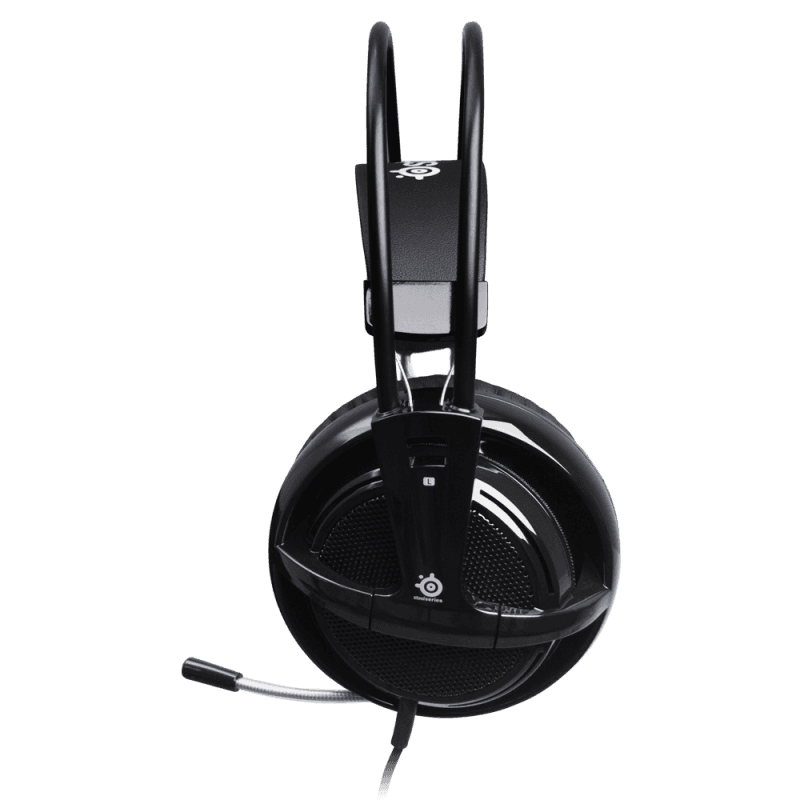 SteelSeries Siberia v2 Black - фото 2