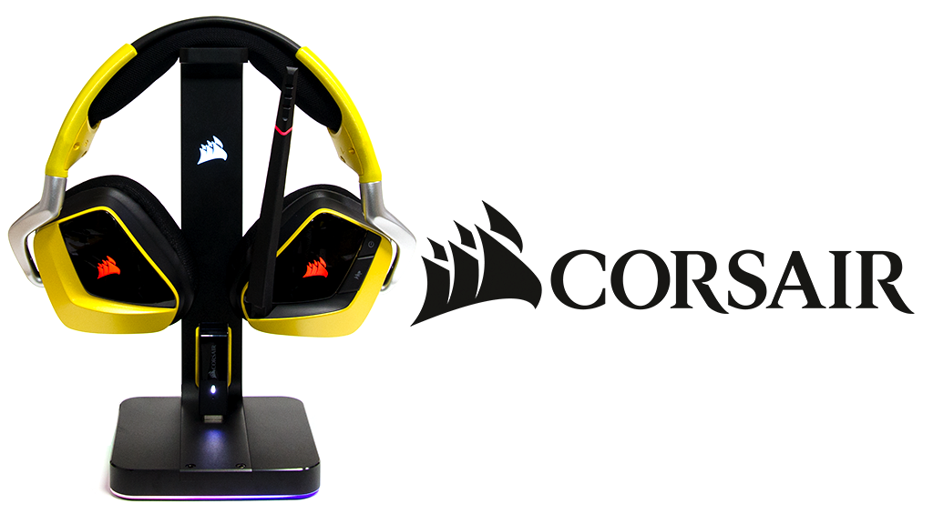 Обзор Corsair Void PRO Dolby 7.1 Wireless SE