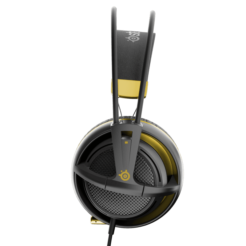 SteelSeries Siberia 200 Alchemy Gold - фото 1