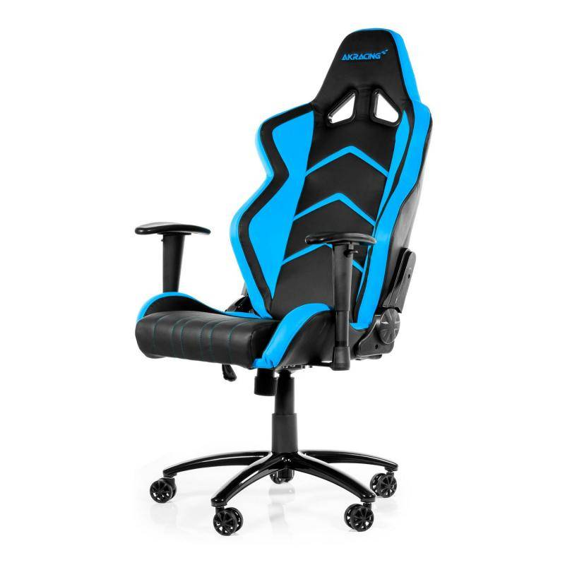 AKRacing Player Gaming Chair Black Blue - фото 1