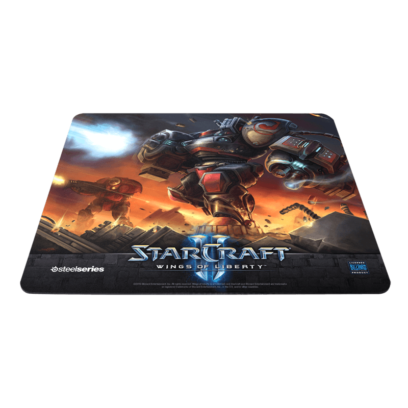 SteelSeries QcK Limited Edition StarCraft II Marauder - фото 1