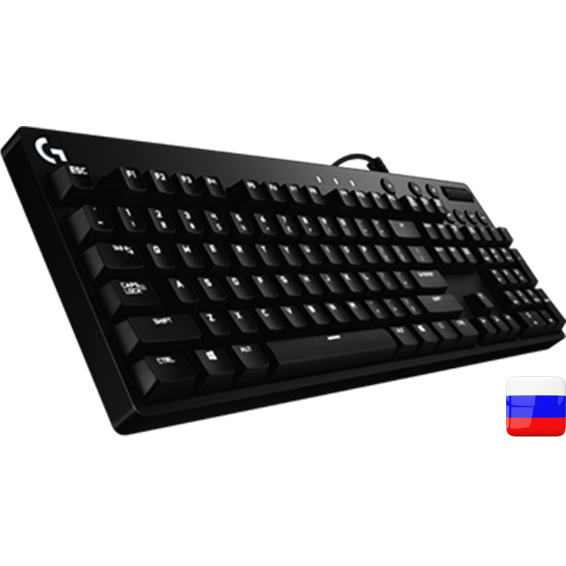 Клавиатура Logitech G610 Orion mechanical Cherry MX Red