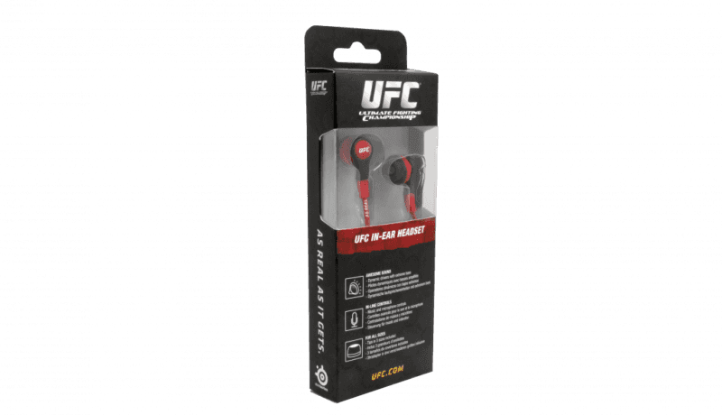 SteelSeries In-Ear UFC - фото 2