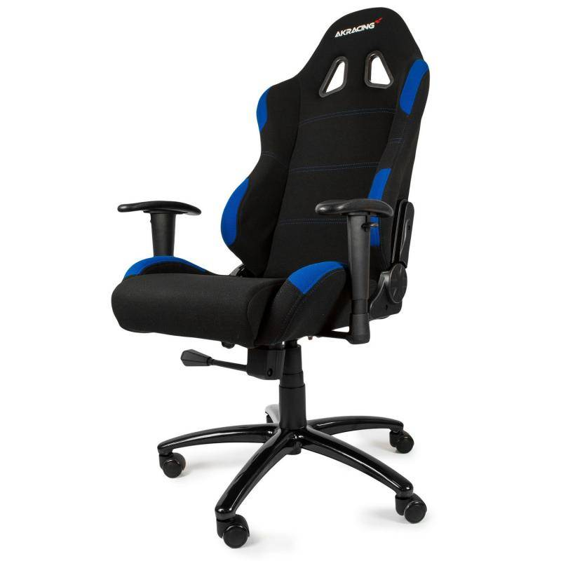 AKRacing Gaming Chair Black Blue - фото 3