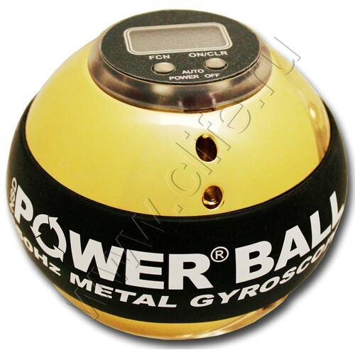 PowerBall 350Hz Metall GOLD - фото 1