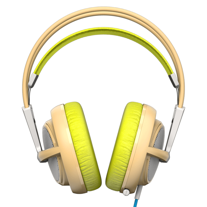 Наушники SteelSeries Siberia 200 Gaia Green - фото 5