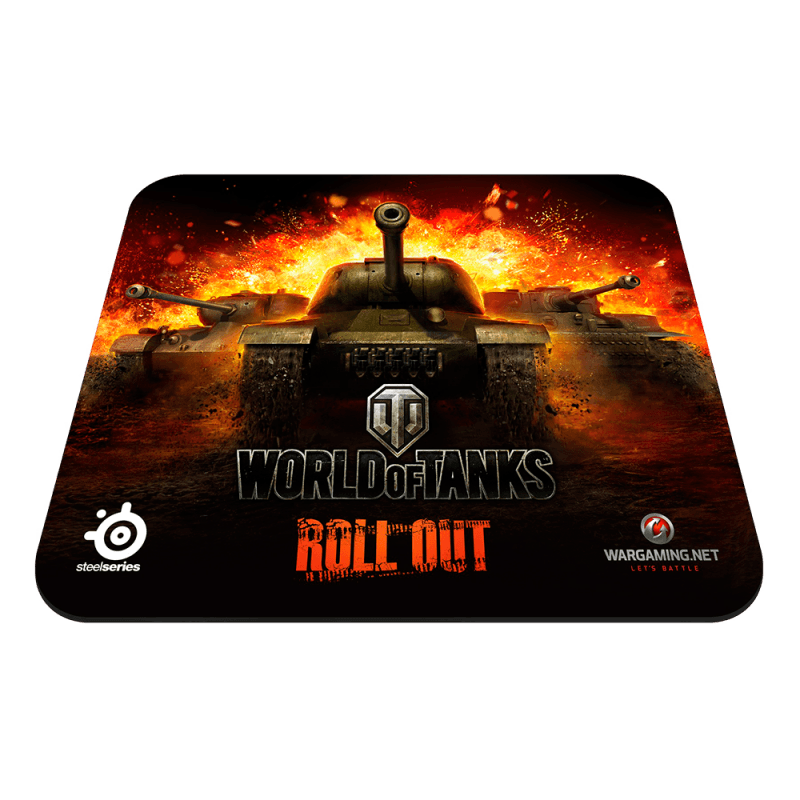 SteelSeries QcK World of Tanks Edition - фото 1