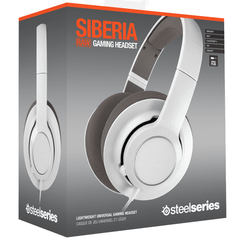 SteelSeries Siberia RAW - фото 5