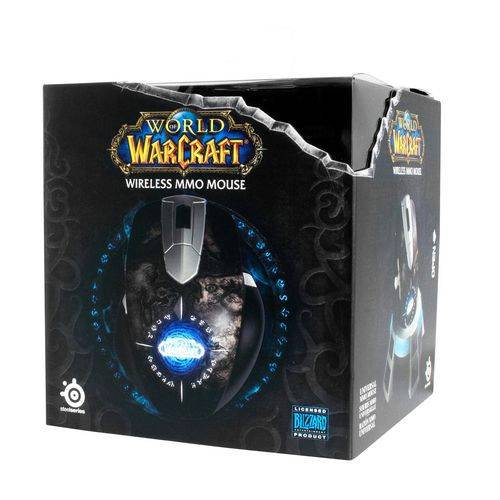 SteelSeries World of Warcraft Wireless - фото 7