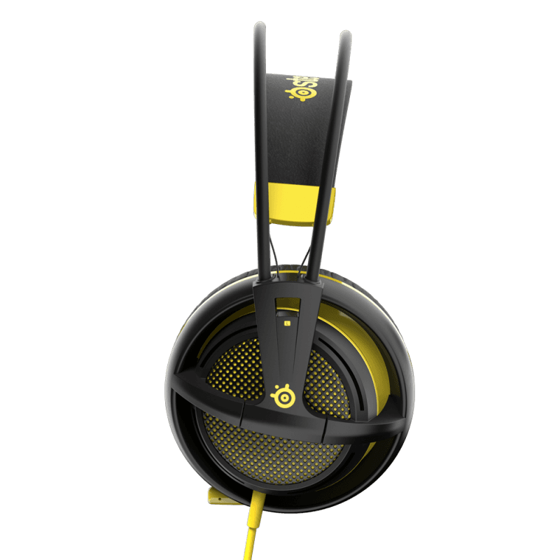 SteelSeries Siberia 200 Proton Yellow - фото 4