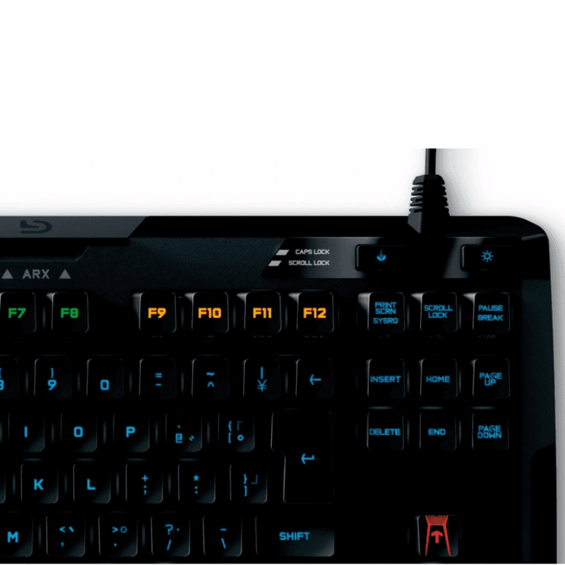Logitech G410 Atlas Spectrum - фото 4