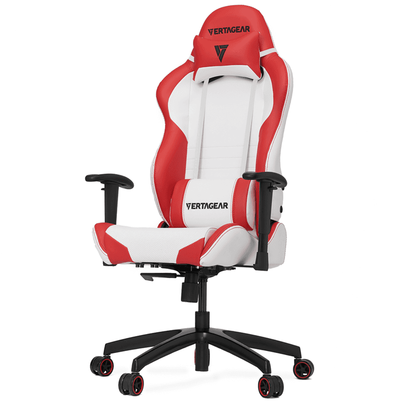 Vertagear Racing Series S-Line SL2000 White/Red - фото 1