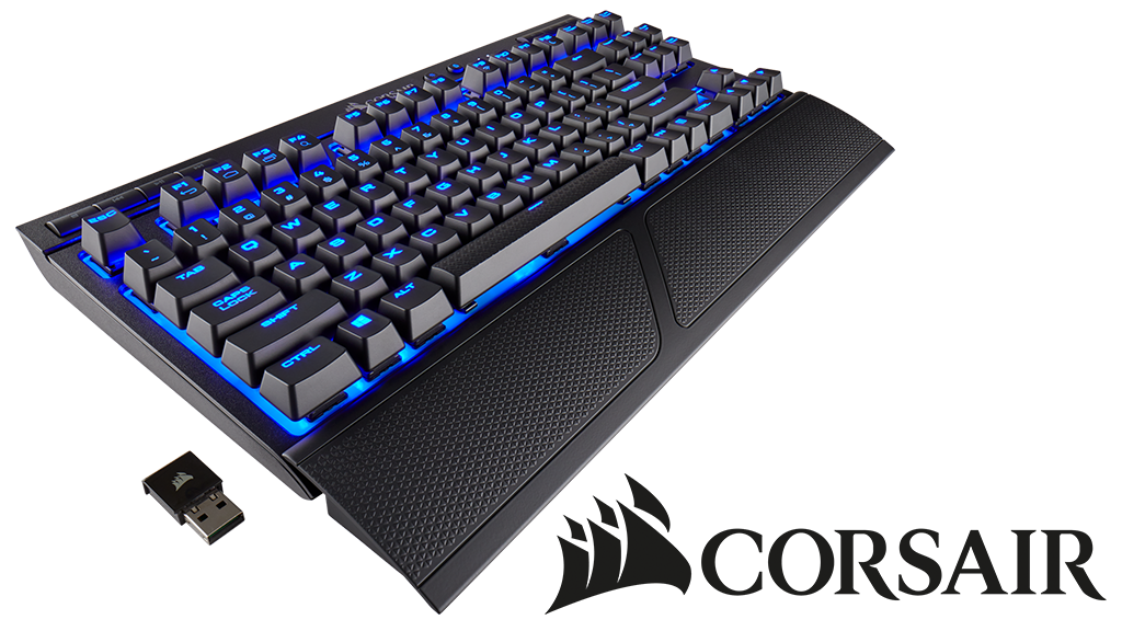 Corsair K63 Wireless Cherry MX Red скоро в продаже!