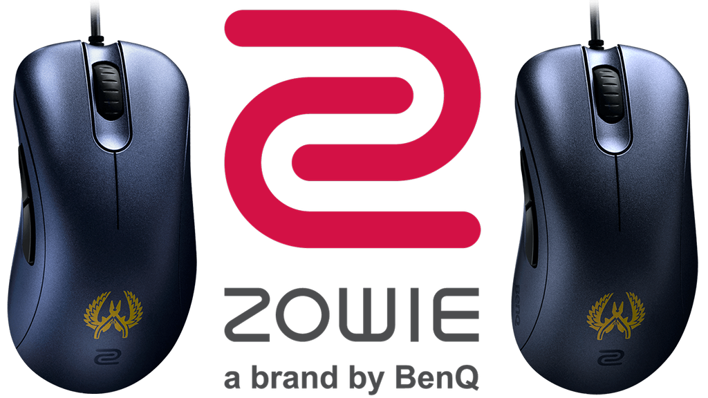 Ограниченная серия мышей Zowie by BENQ EC1-B CS:GO и EC2-B CS:GO скоро в продаже!