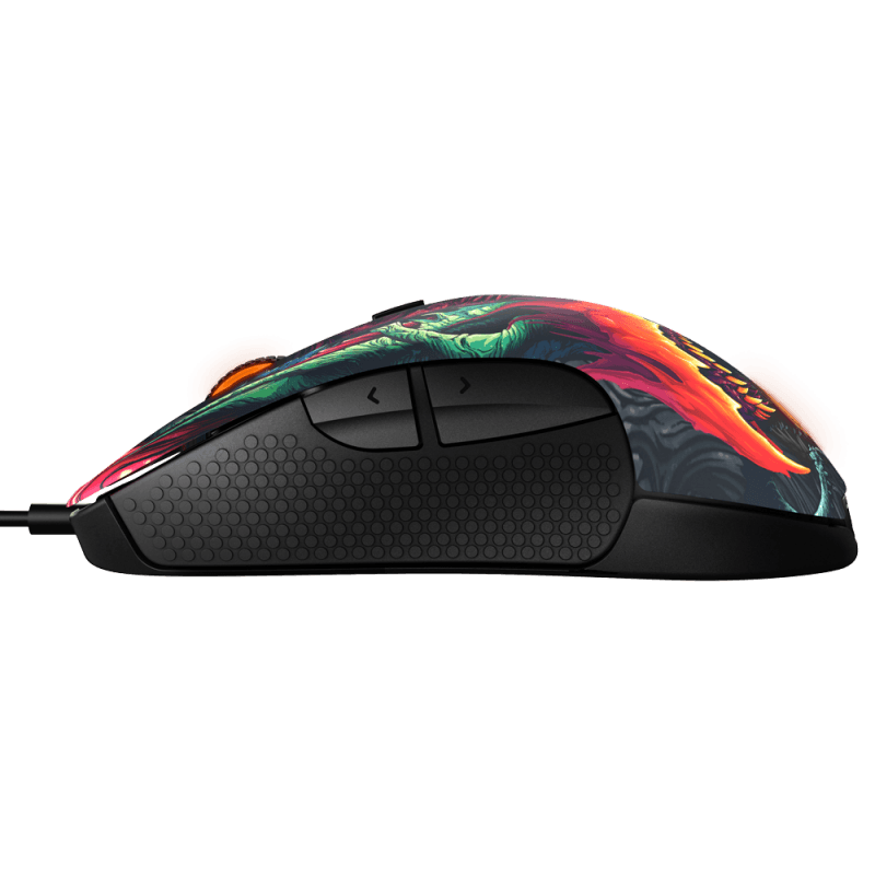 SteelSeries Rival 300 CS:GO Hyper Beast Edition - фото 4