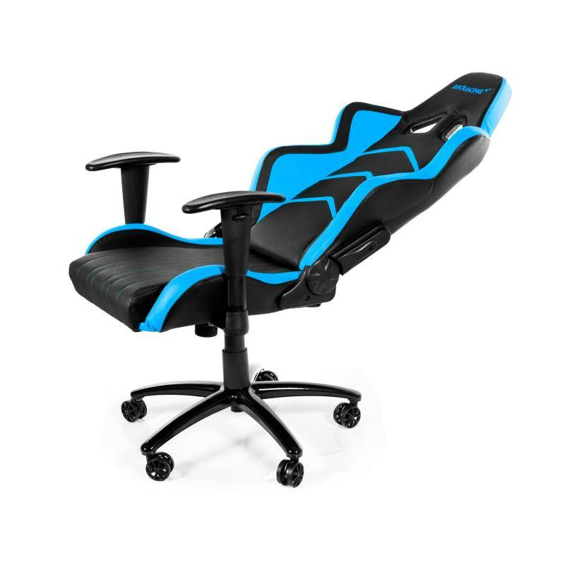 AKRacing Player Gaming Chair Black Blue - фото 7