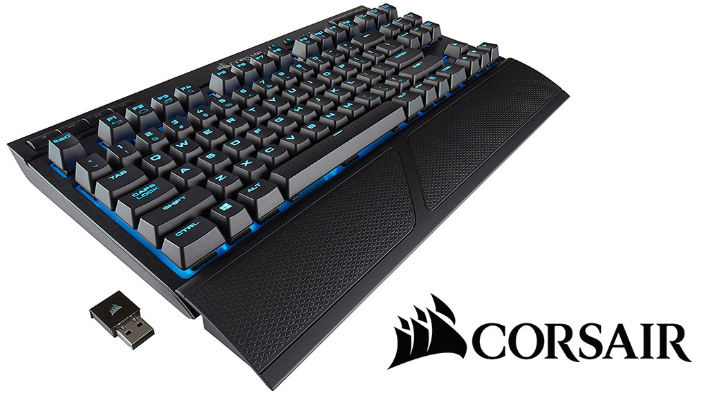 Обзор Corsair K63 WIRELESS