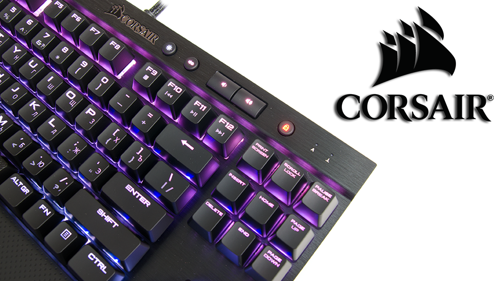 Обзор Corsair K65 RGB Rapidfire Cherry MX Speed