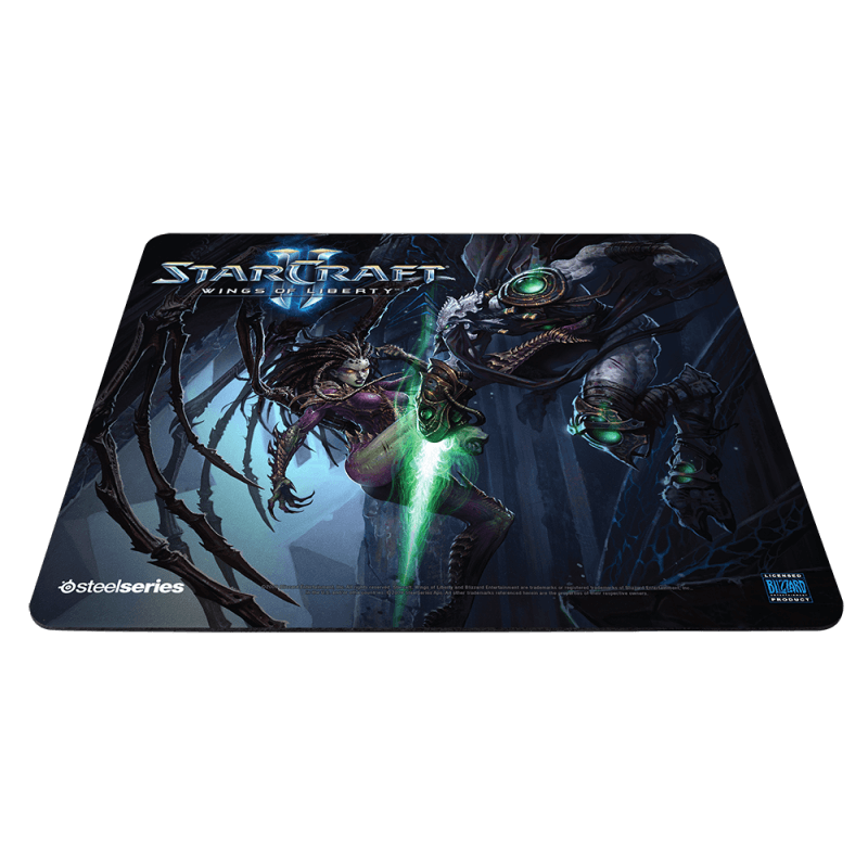 SteelSeries QcK Limited Edition StarCraft2 Kerrigan vs. Zeratul - фото 1
