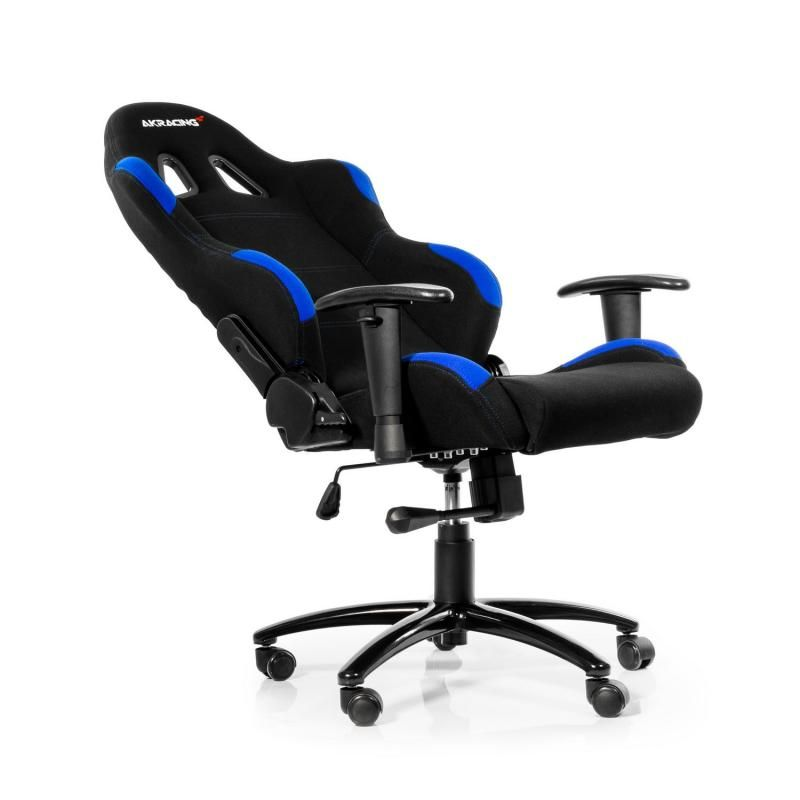 AKRacing Gaming Chair Black Blue - фото 8