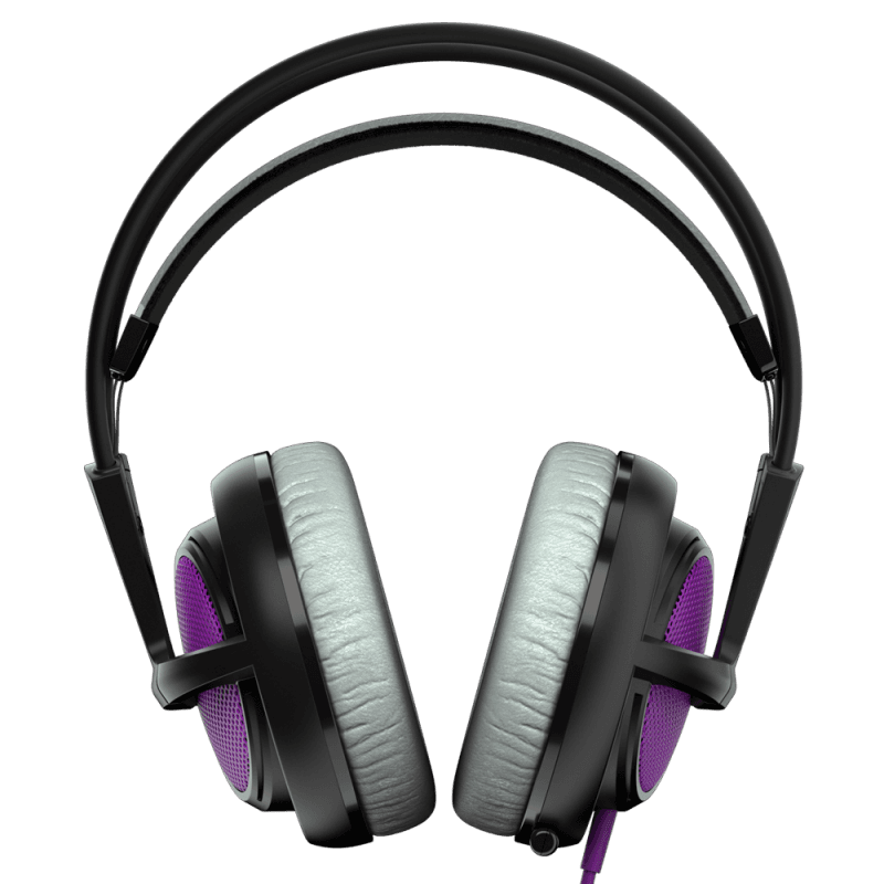 Наушники SteelSeries Siberia 200 Sakura Purple - фото 2