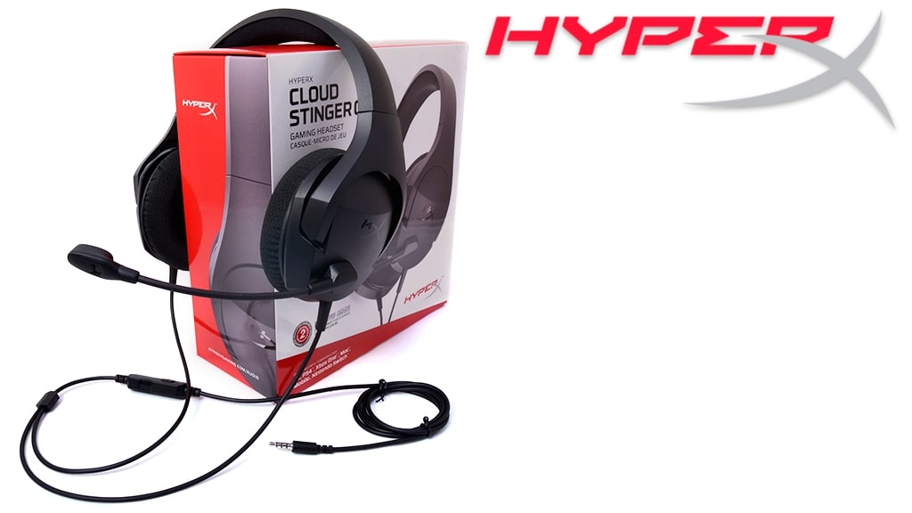 Обзор HyperX Cloud Stinger Core PC