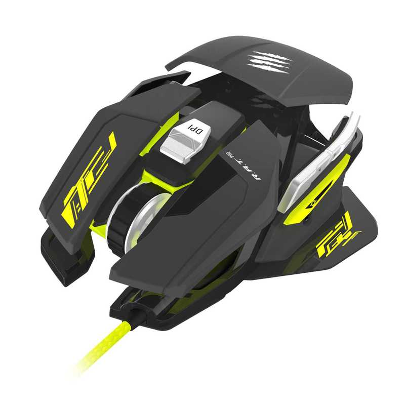 Мышь Mad Catz R.A.T. Pro S - фото 1