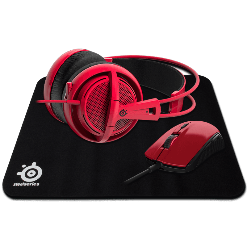 SteelSeries Forged Red - фото 1