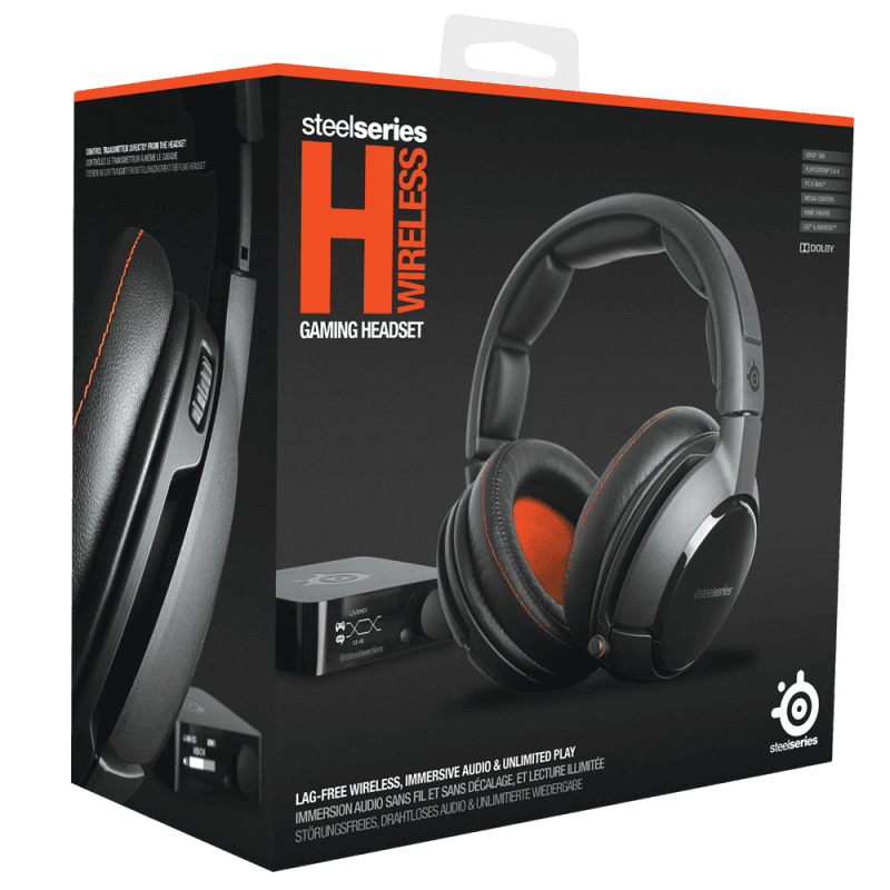 SteelSeries H Wireless - фото 9