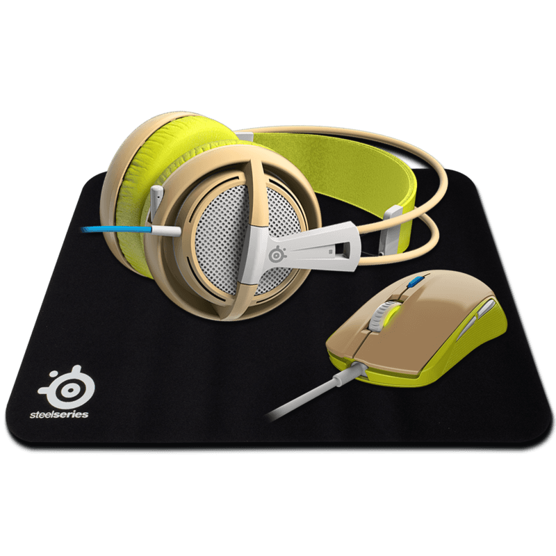 SteelSeries Gaia Green - фото 1